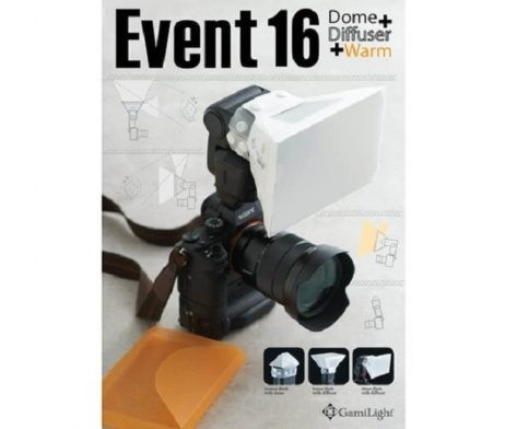 GamiLight Event 16 Dome With L Mount