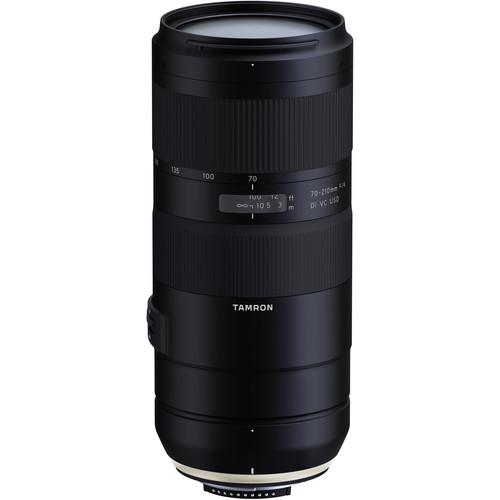 Tamron 70-210mm f/4 Di VC USD Lens (Canon EF)