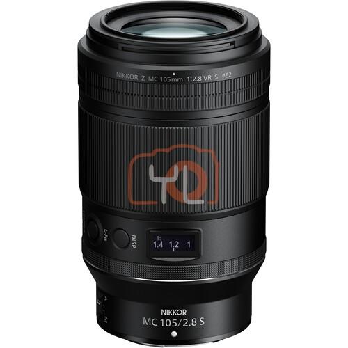 Nikon Z MC105mm F2.8 VR S NIKKOR Macro
