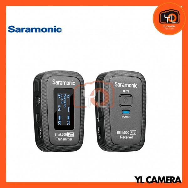 Saramonic Blink 500 Pro B1 Digital Camera-Mount Wireless Omni Lavalier Microphone System (2.4 GHz)