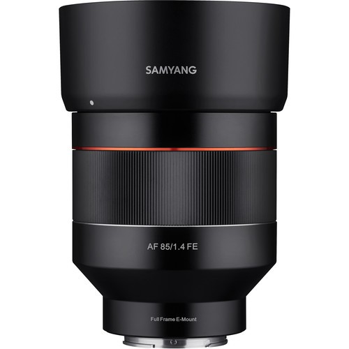 Samyang AF 85mm F1.4 Lens for Sony E