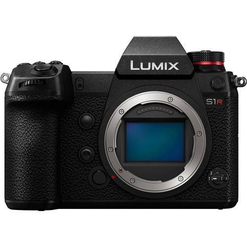 Panasonic Lumix DC-S1R (Body) [Free 64GB & Bag]