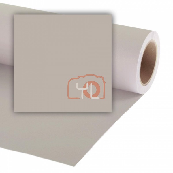 Colorama Paper Background 2.72 X 11m Steel Grey
