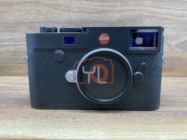 [USED @ YL LOW YAT]-Leica M10 Body [Black],80% Condition Like New,S/N:5191293