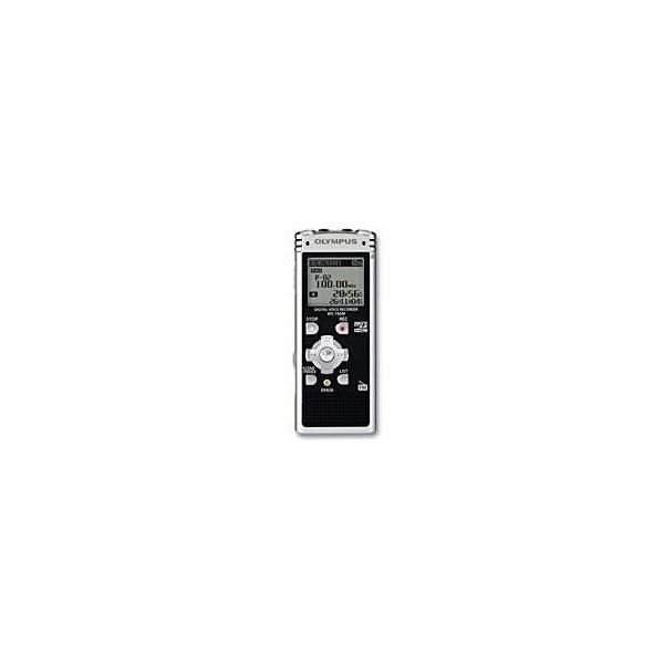 Olympus WS 760M - Digital voice recorder with radio