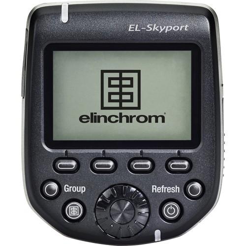 Elinchrom EL19367 EL-Skyport Transmitter Pro for Nikon