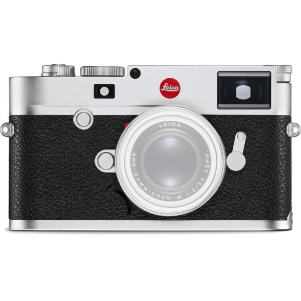 Leica M10-R - Silver (20003)