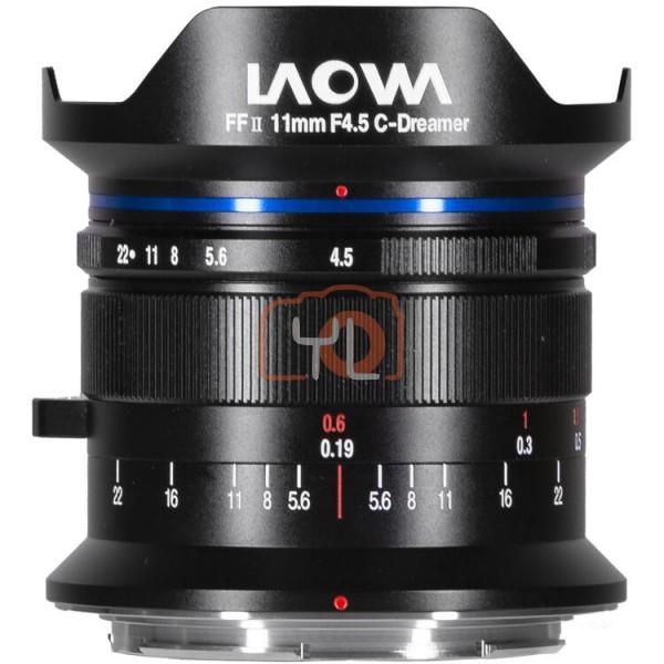 Laowa 11mm F4.5 FF RL (Nikon Z)