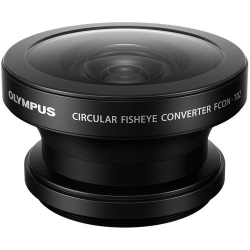 Olympus FCON-T02 Fisheye Converter (For Olympus T-G6)