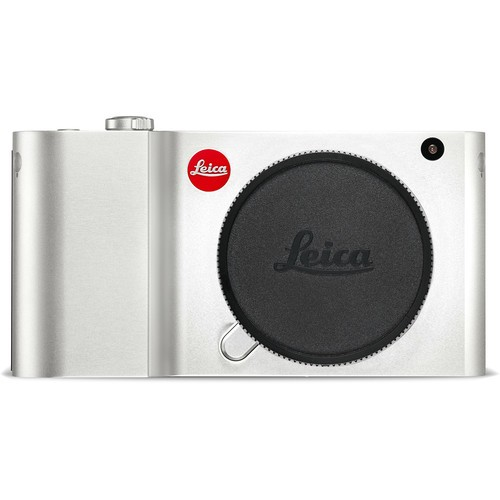 Leica TL Mirrorless Camera (Silver) - 18147
