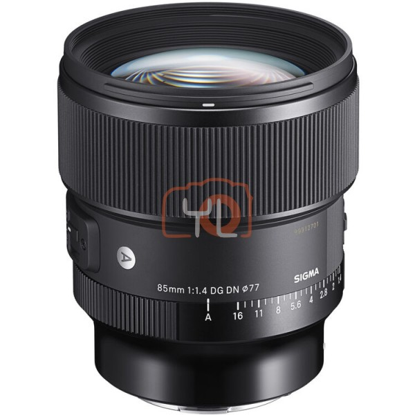 Sigma 85mm F1.4 DG DN Art Lens (Sony E)