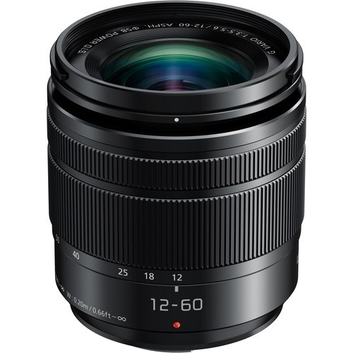 Panasonic 12-60mm F3.5-5.6 LUMIX G Vario ASPH. POWER OIS (H-FS12060E)