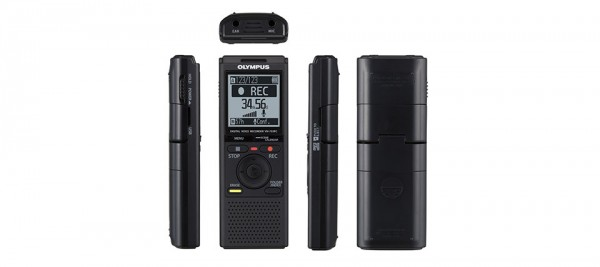 Olympus VN-733PC Voice Recorder