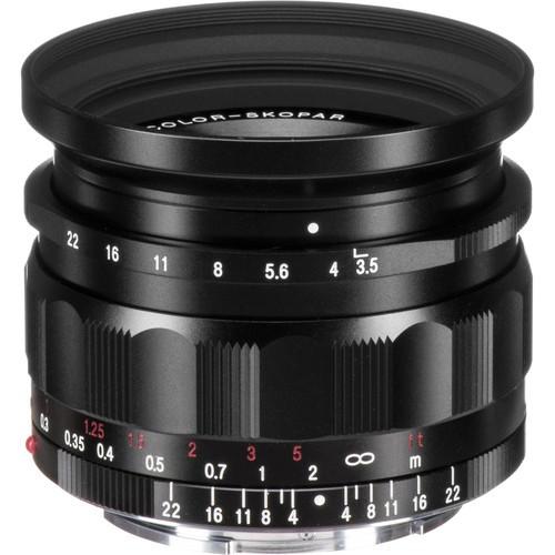 Voigtlander 21mm F3.5 Color-Skopar Aspherical Lens (For Sony E-Mount)