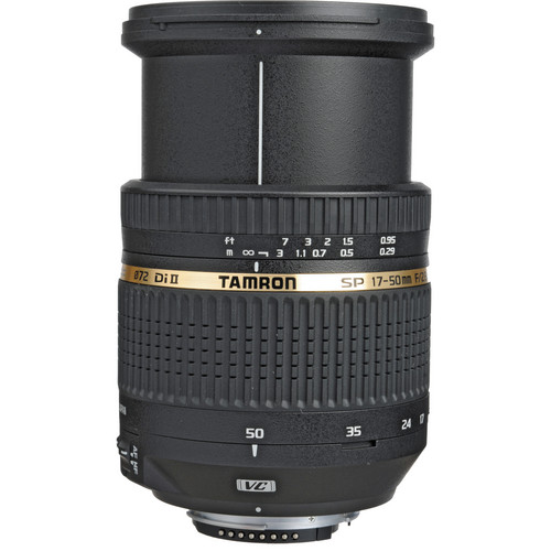 Tamron SP AF 17-50mm f/2.8 XR Di-II VC Lens (Canon)