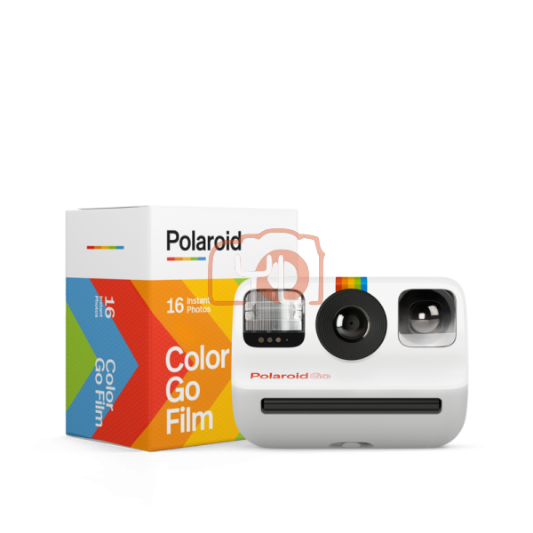 Polaroid Go with Color Film Double Pack