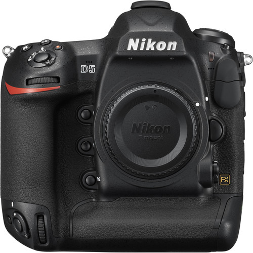 Nikon D5 (Body – Dual CF Version)
