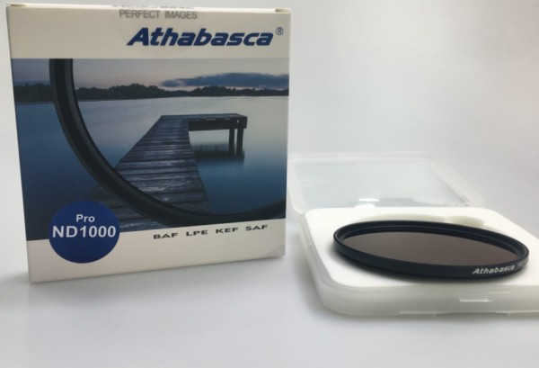 Athabasca 77MM PRO ND1000 Neutral Density Filter