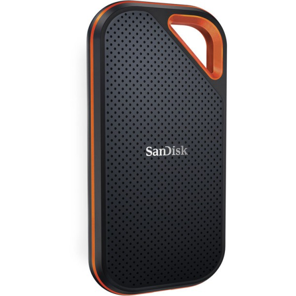 (Pre-Order) SanDisk 2TB ExtremePRO Portable USB 3.1 Type-C SSD (1050MB/s)