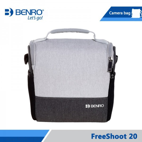 Benro FSS20LGY FreeShoot 20 Light Grey Shoulder Bag