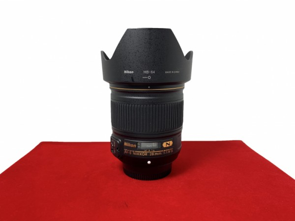 [USED-PJ33] Nikon 28MM F1.8 G AFS, 95% Like New Condition (S/N:211846)
