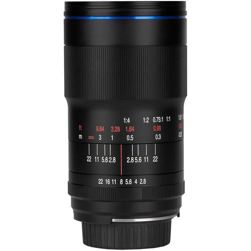 Laowa 100mm f/2.8 2X Ultra Macro APO Lens (Canon EF)