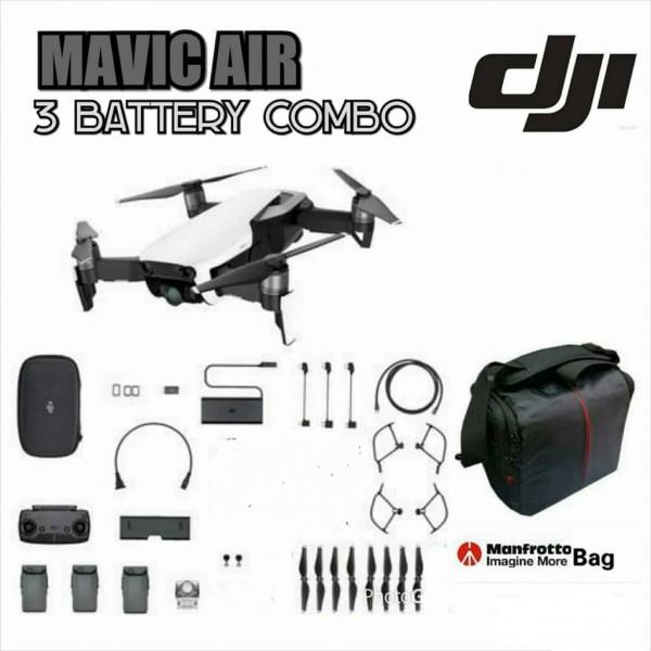 DJI Mavic Air 3 Batteries Combo (White)