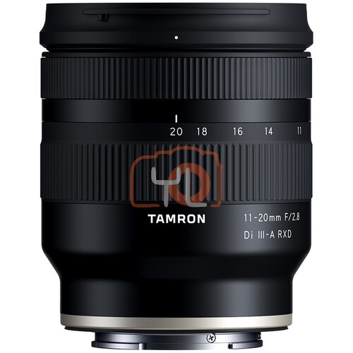 Tamron 11-20mm F2.8 Di III-A RXD E (Sony E-Mount)