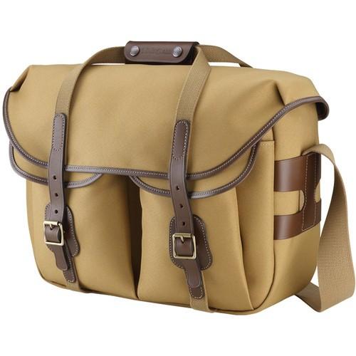 Billingham Hadley Large Pro Camera/Laptop Bag (Khaki FiberNyre / Chocolate Leather)