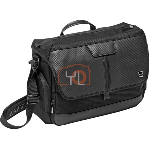 Gitzo GCB100MM Century Camera Traveler Messenger Bag (Black)