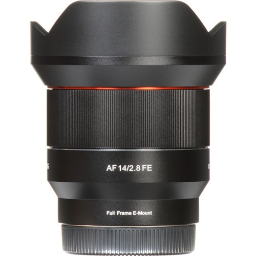 (October FLASH) Samyang AF 14mm f/2.8 FE Lens for Sony E