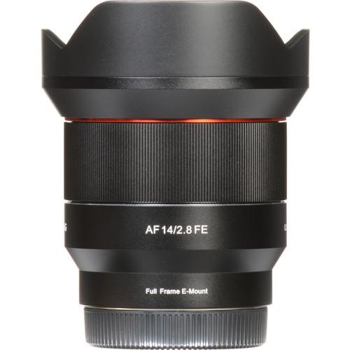 (Promotion) Samyang AF 14mm f/2.8 FE Lens for Sony E