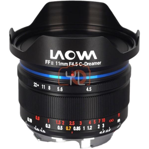 Laowa 11mm F4.5 FF RL - Black (Leica M)
