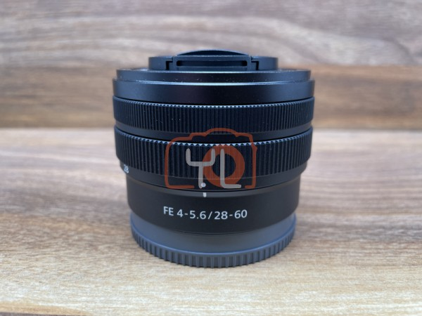 (NO BOX) Sony FE 28-60mm F4-5.6 [S/N:1813693]