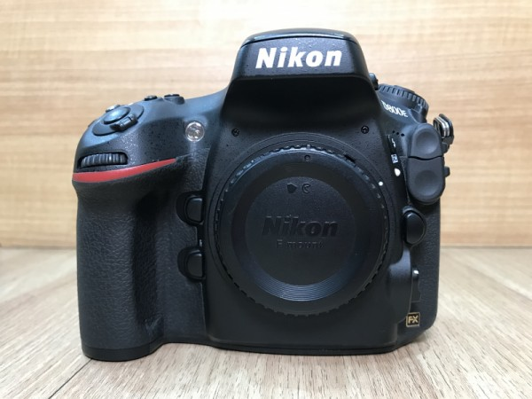 (USED @ YL LOW YAT)-Nikon D800E Body [ shutter count 19K ],90% Condition Like New,S/N:8004924