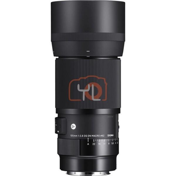 Sigma 105mm F2.8 DG DN Macro ART (Leica L-Mount)