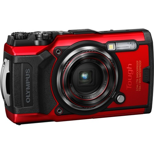 Olympus Tough TG-6 (Red)