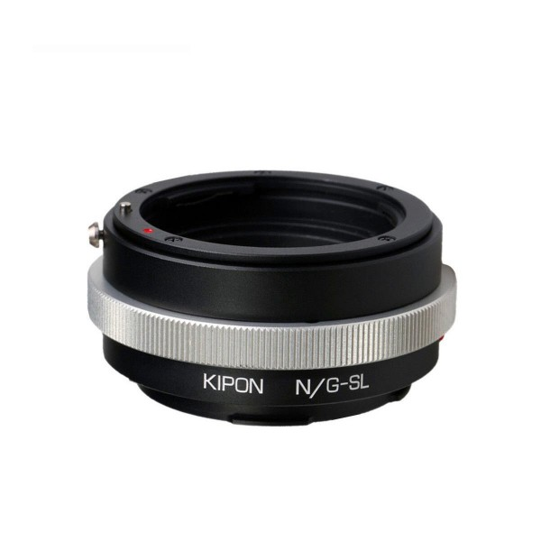 Kipon Nikon G Mount Lens to Leica SL Camera Lens Adapter