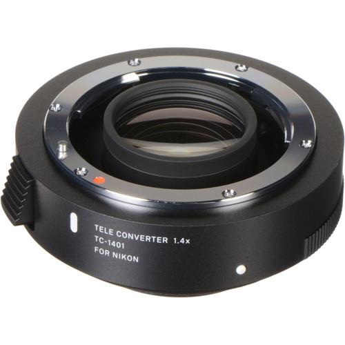Sigma TC-1401 1.4x Teleconverter (Canon)