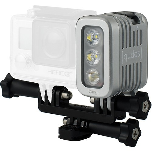 Qudos Action Video Light (Silver)