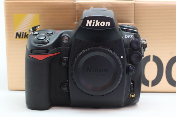 [USED-PUDU] NIKON D700 BODY 90%LIKE NEW CONDITION  SN:2387568