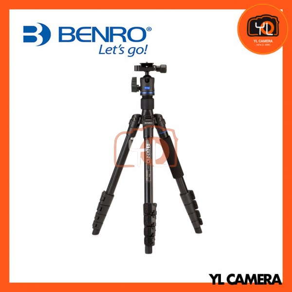 Benro FIT19AIH0 iTrip Series 0 Aluminum Tripod with IH0 Ball Head