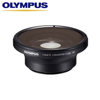 Olympus FCON -T01 Fisheye Conversion Adapter (For TG-5)