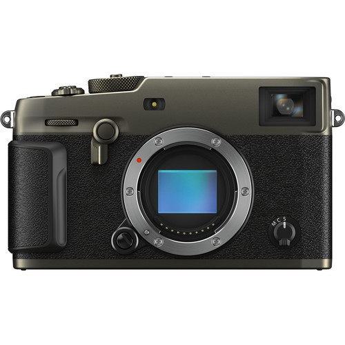 Fujifilm X-Pro 3 - Dura Black (Free 32GB UHS-II SD Card)