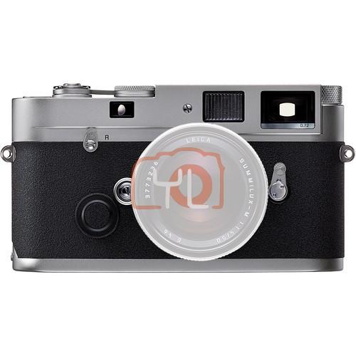 Leica MP 0.72 Rangefinder Film Camera - Silver (10301)