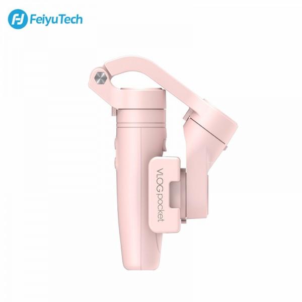(Promotion) FeiyuTech Vlog Pocket Handheld Gimbal - Pink