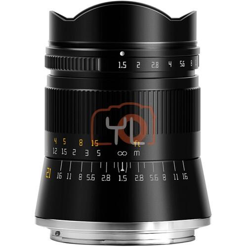 TT Artisan 21mm F1.5 (Panasonic/Leica L-Mount)