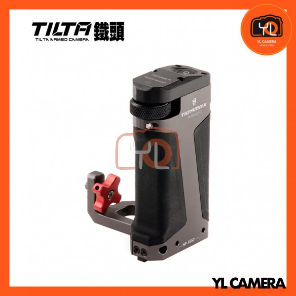 Tilta Side Focus Handle Type III (NP-F570, Tilta Gray)