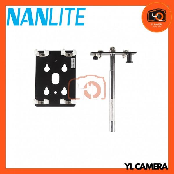 Nanlite HD-T12-2-P PavoTube T12 Transparent clip for 2 tubes