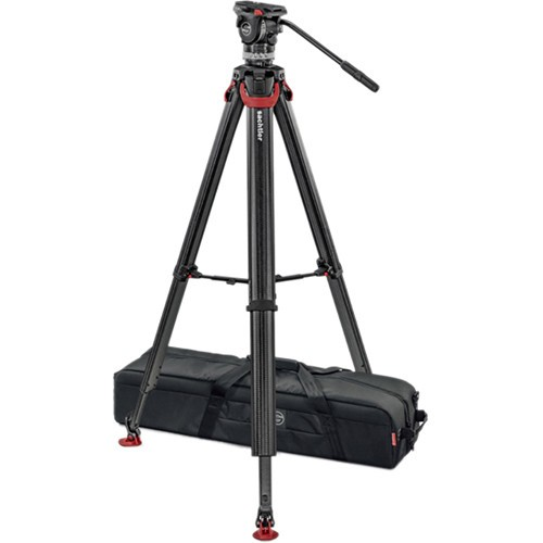 Sachtler ACE XL Tripod System with FT 75 Legs & Mid-Level Spreader (75mm Bowl)